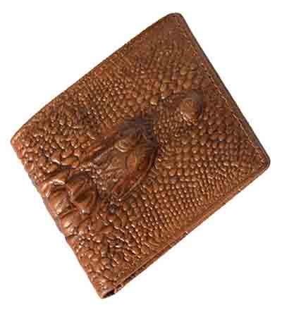 ví nam da cá sấu đẹp, Ví nam da cá sấu đẹp được các chàng ưa chuộng nhất 2020