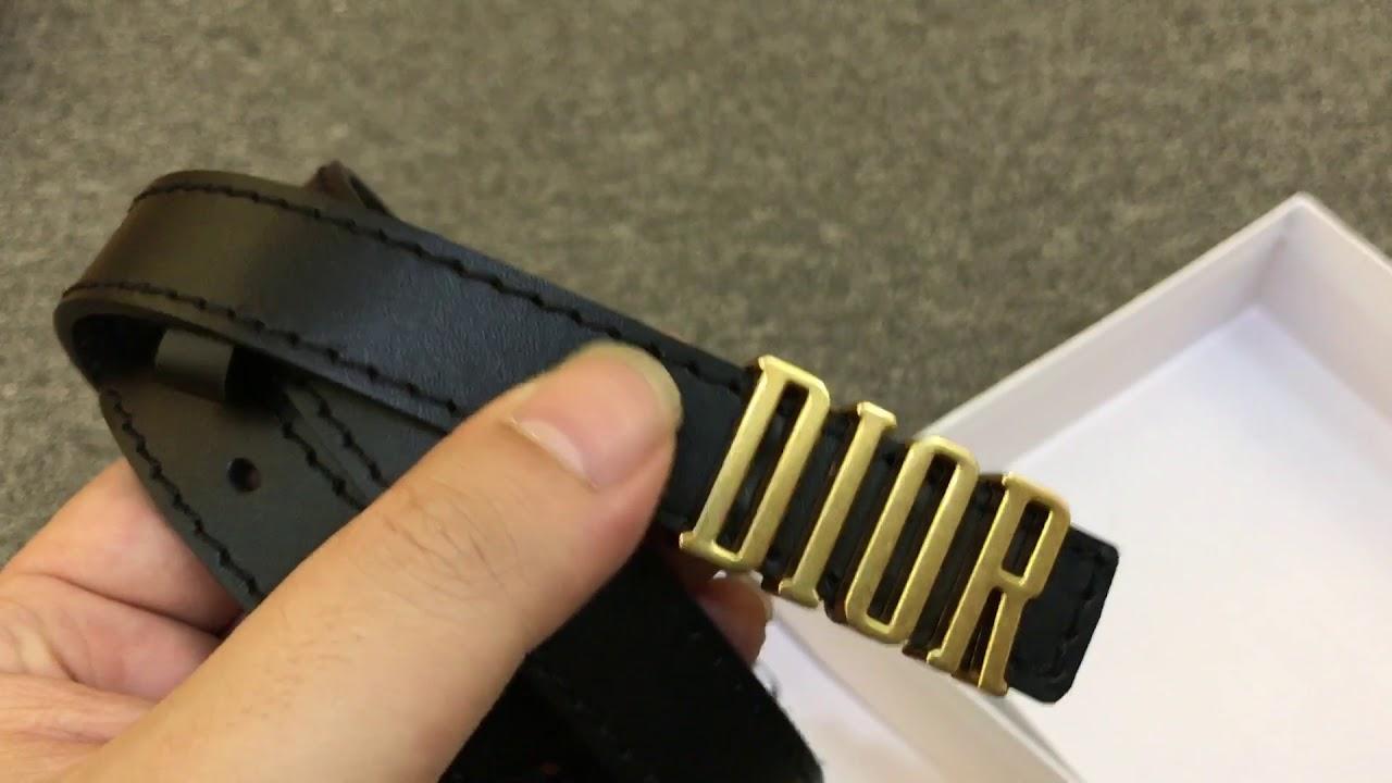 cách chọn dây nịt