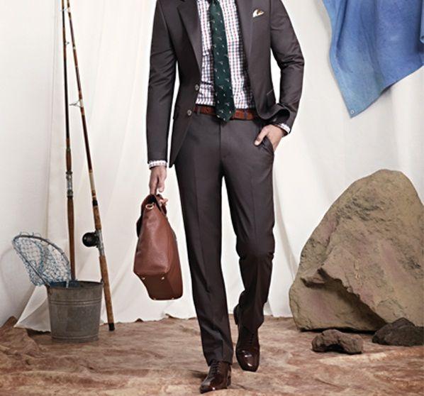 cách đeo thắt lưng nam, Cách đeo thắt lưng nam đúng chuẩn đàn ông