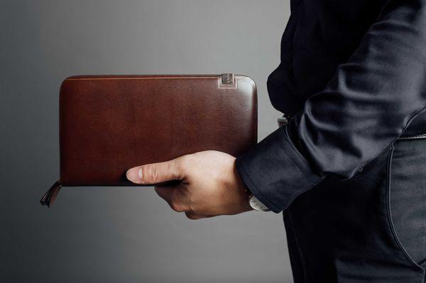 chọn ví nam đẹp, Cách chọn ví nam đẹp theo phong cách doanh nhân