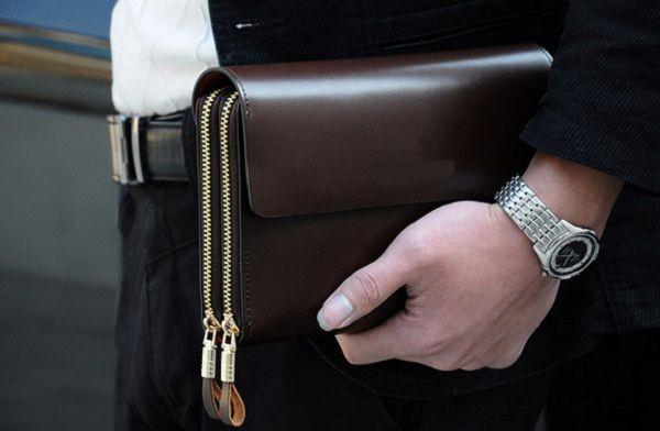 ví nam cầm tay cao cấp, Cách chọn mua ví nam cầm tay cao cấp phù hợp nhất cho nam giới