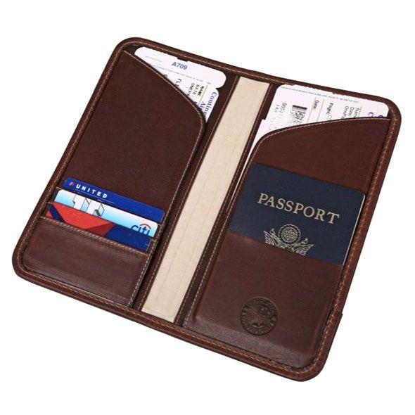 cách chọn ví nam, Cách chọn ví nam đựng passport mạnh mẽ và chất nhất?