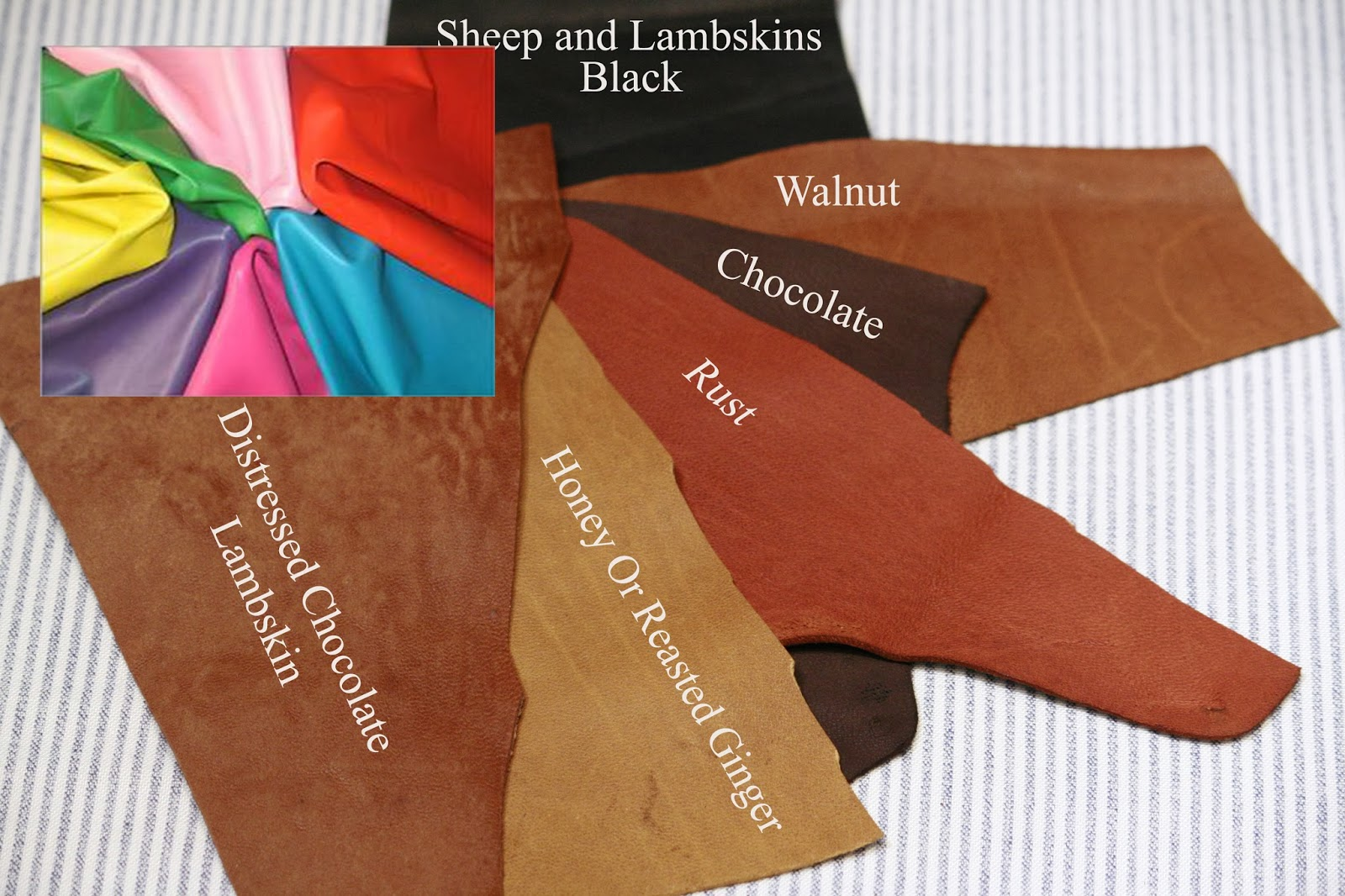 phân biệt các loại da cơ bản, Phân biệt các loại da cơ bản: da trâu, da bò, da cừu, da dê, da lợn