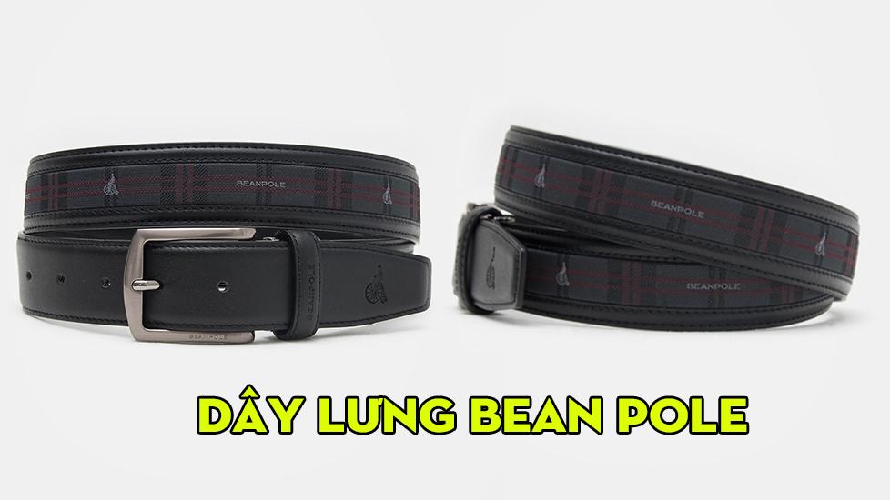dây nịt nam Bean Pole, Dây nịt nam Bean Pole của Hàn bán chạy nhất hiện nay