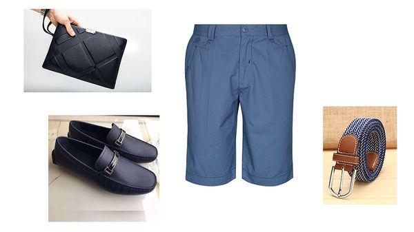 cách dùng thắt lưng nam, Cách dùng thắt lưng nam với quần short như thế nào cho chuẩn