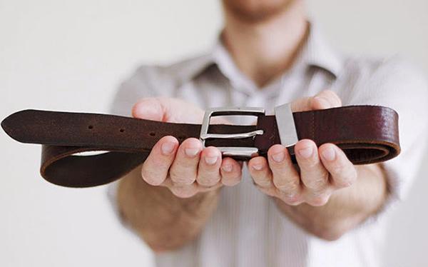 chọn thắt lưng nam phù hợp, Cách chọn thắt lưng nam phù hợp cho phái mạnh