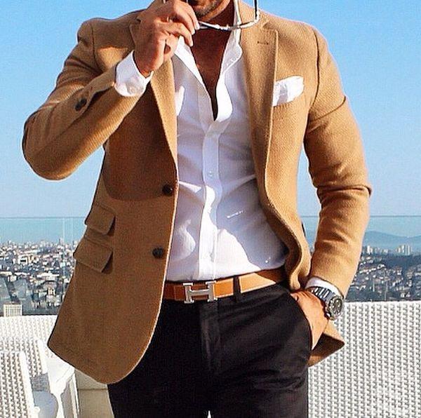 chọn thắt lưng nam, Cách lựa chọn thắt lưng nam chuẩn phong cách doanh nhân