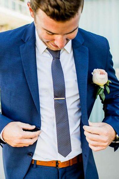 thắt lưng nam đẹp, Cách chọn thắt lưng nam đẹp nhất cho chú rể trong ngày cưới