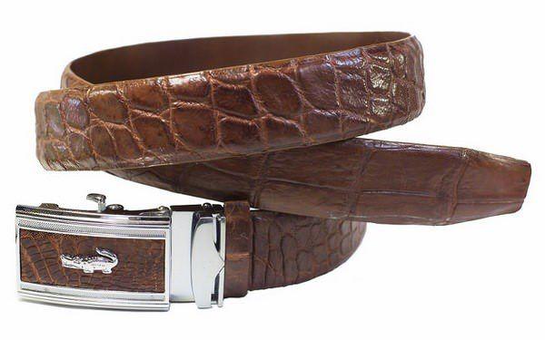 thắt lưng da cá sấu, Cách chọn lựa thắt lưng da cá sấu tốt nhất hiện nay