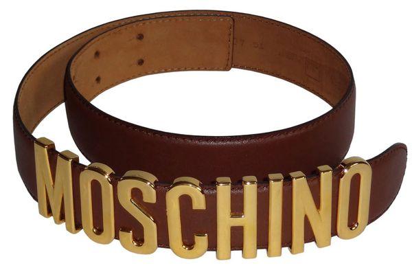 thắt lưng nam Moschino, Cách phân biệt thắt lưng nam Moschino chính hãng với hàng giả