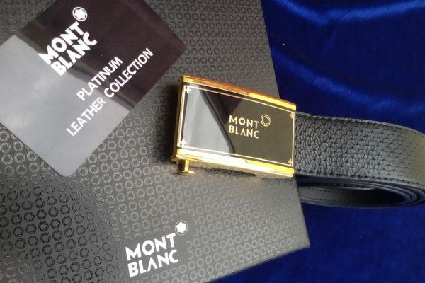 dây nịt hàng hiệu Mont Blanc, Dây nịt hàng hiệu Mont Blanc chưa bao giờ hết hot