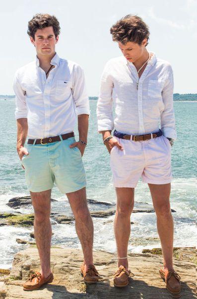 sử dụng thắt lưng, Sử dụng thắt lưng nam loại nào thì phù hợp với trang phục đi biển?