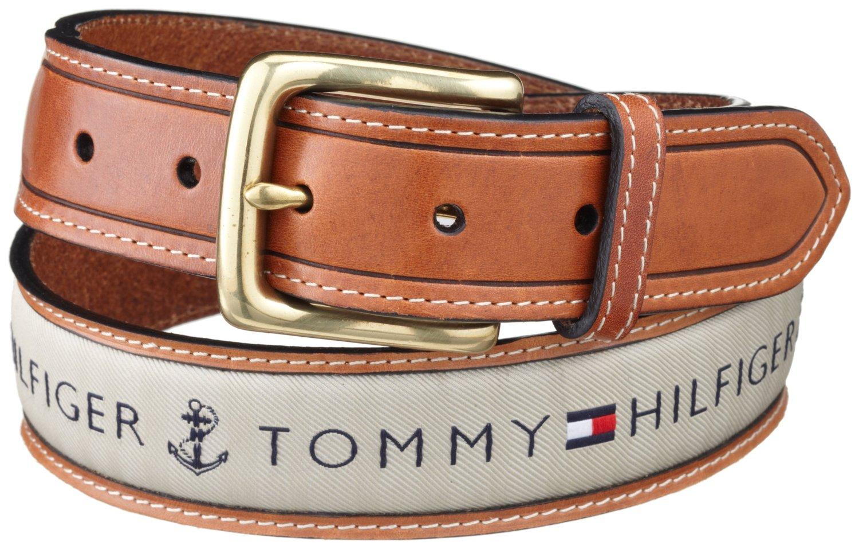 thắt lưng nam Tommy Hilfiger