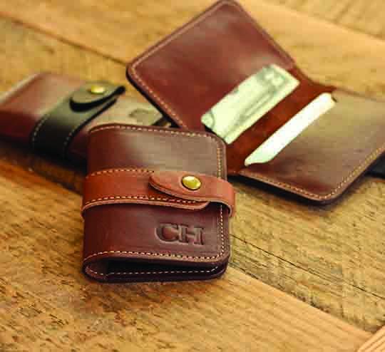 thiết kế ví nam, Top 5 thiết kế ví nam bé hạt tiêu được ưa chuộng trên thế giới