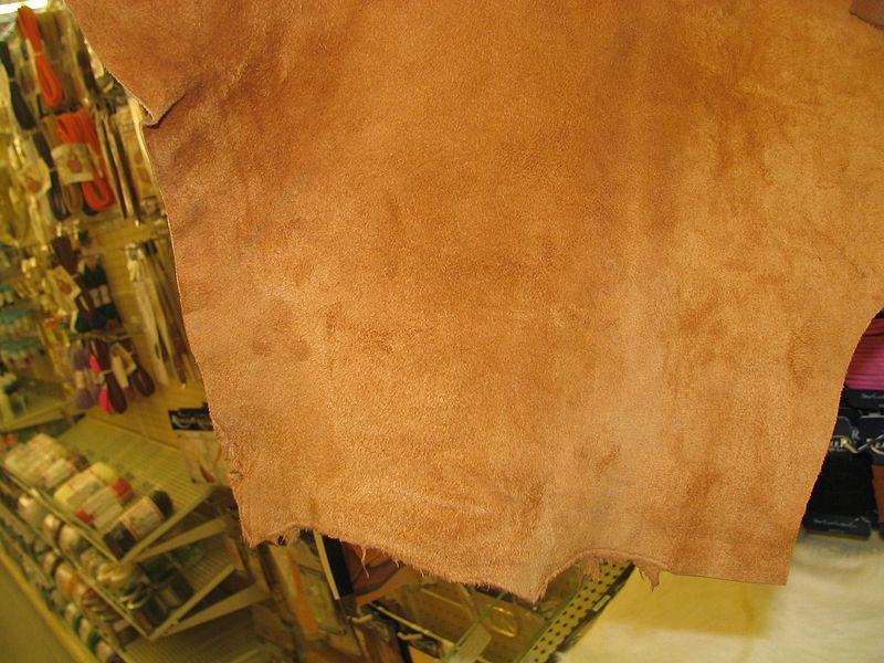 quy trình thuộc da thủ công, Quy trình thuộc da thủ công cơ bản tạo nên các sản phẩm da