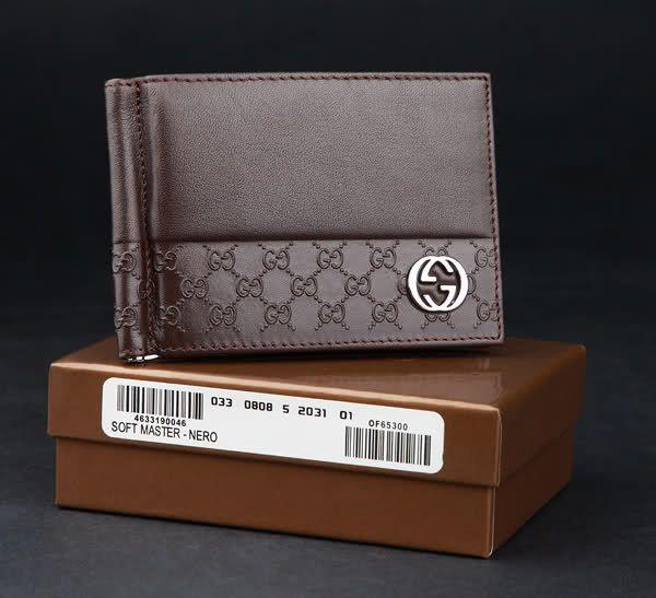 ví nam cao cấp, Biểu tượng thương hiệu trên ví nam cao cấp có ý nghĩa gì?