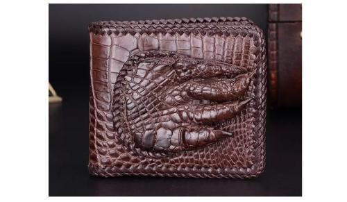 chọn ví da cá sấu, Cách chọn ví da cá sấu theo phong thủy