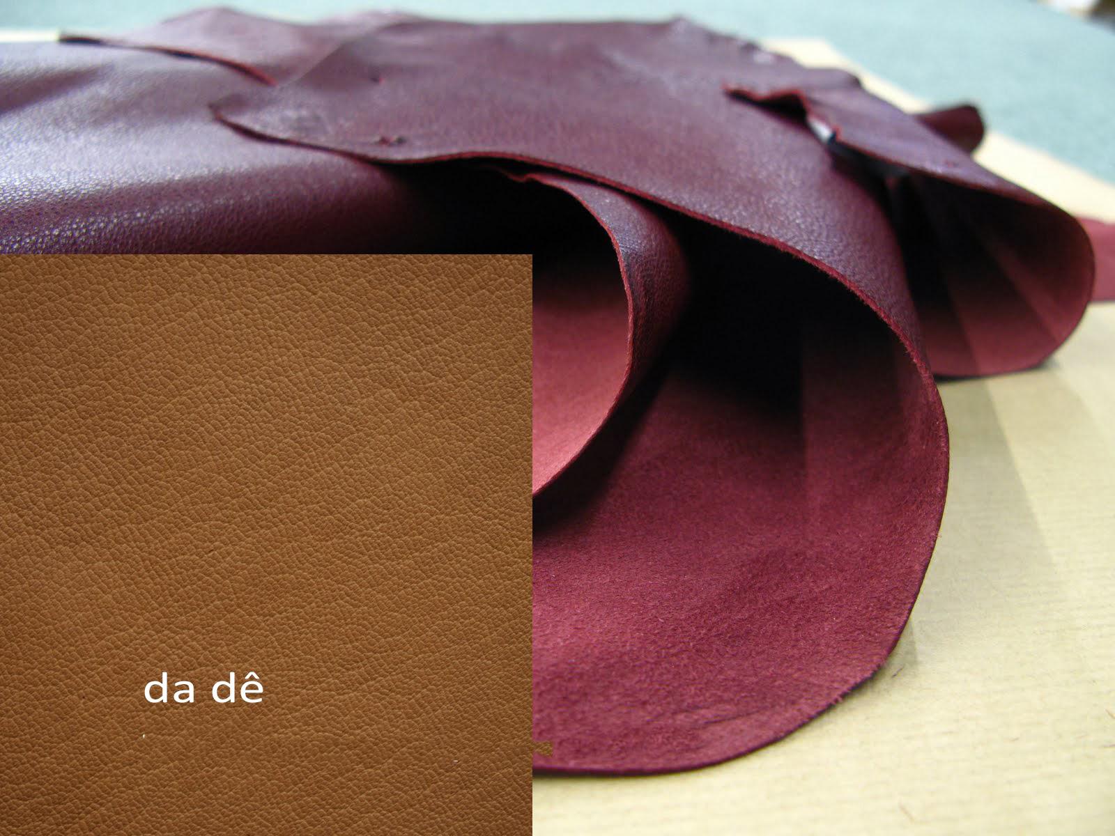 phân biệt các loại da bò, Cách phân biệt các loại da bò phổ biến nhất trong thời trang đồ da