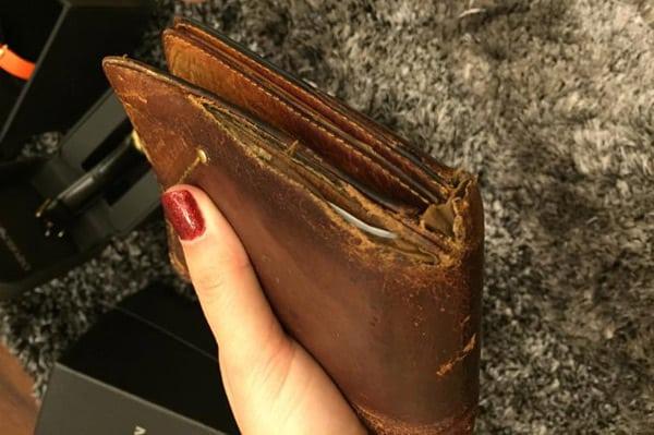 ví da nam mới, 5 dấu hiệu cho thấy bạn cần một chiếc ví da nam mới