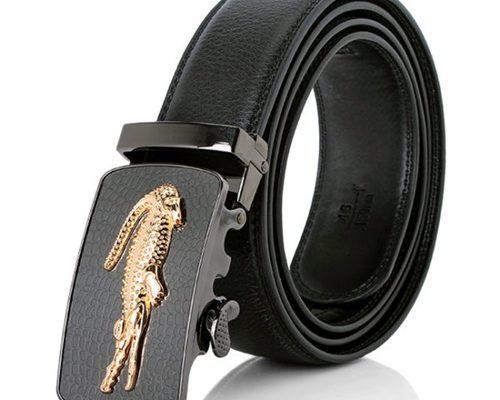 Thắt lưng cá sấu ca sau do