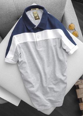 áo thun nam có cổ hàng hiệu, Đa dạng phong cách cùng áo thun nam có cổ hàng hiệu CHUẨN MEN