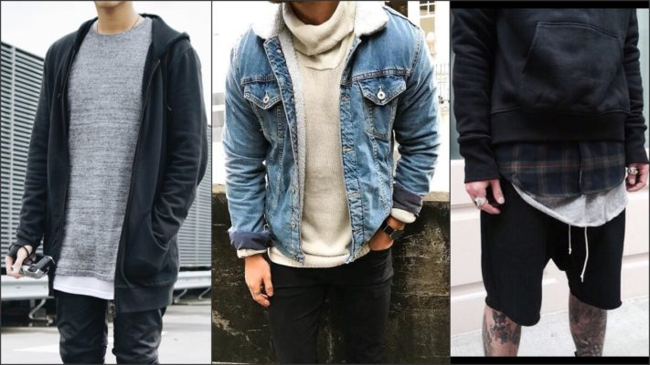áo thun nam tay dài
