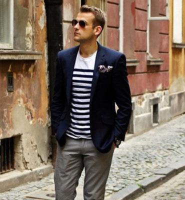 áo thun nam tay dài, Hướng dẫn bạn chọn và phối áo thun nam tay dài CỰC STYLE