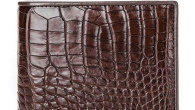 bóp da cá sấu, Mách bạn cách chọn và phân biệt bóp da cá sấu để không bị lầm