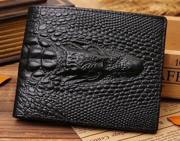 bóp da cá sấu nam, Phân biết và chọn lựa bóp da cá sấu nam hàng thật