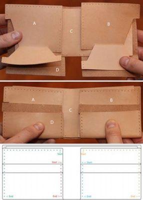 cách gấp ví