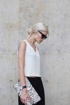 Clutch cầm tay nữ, Cách chọn và mang túi Clutch cầm tay nữ THẬT STYLE