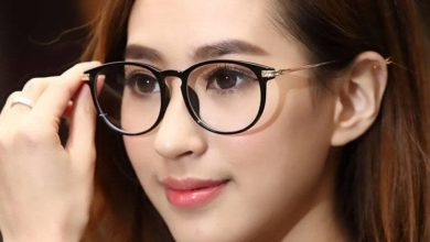 đeo kính cận phù hợp với khuôn mặt, TIP chọn đeo kính cận phù hợp với khuôn mặt, TỰ TIN, XINH ĐẸP hơn