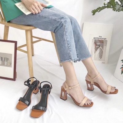 giày cao gót sandal