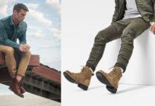 giày da nam cao cổ, TIP chọn và phối giày da nam cao cổ CỰC COOL cho phái mạnh