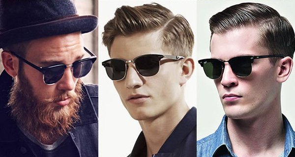 kính thời trang nam, TOP các mẫu mắt kính thời trang nam HOT nhất hiện nay