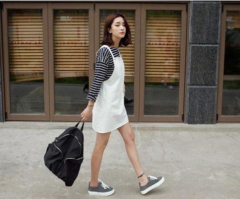 mặc đầm suông mang giày gì, BẬT MÍ bí mật mặc đầm suông mang giày gì sao cho thật FASHION!