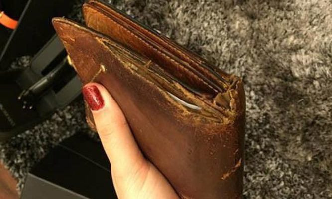 phong thủy ví đựng tiền