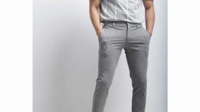 quần tây kết hợp với áo thun nam, Quần tây kết hợp với áo thun nam CỰC LỊCH LÃM cho quý ông