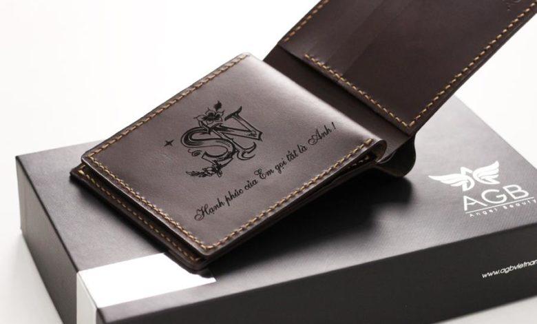ví khắc tên, Các lưu ý khi mua ví khắc tên sao cho TỐT NHẤT