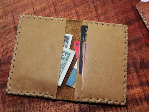 cách làm ví đựng tiền, Cách làm ví đựng tiền cực dễ để diện vào Tết Tân Sửu 2021 này