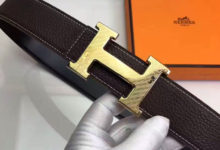 dây nịt hermes, Dây nịt Hermes cũng 5 cách đeo chuẩn được gợi ý từ CHUYÊN GIA
