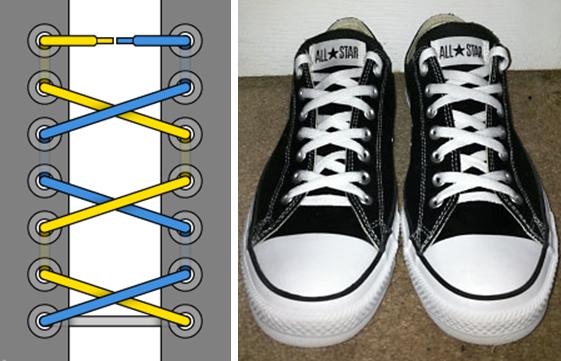 giày cột dây, BÍ KÍP thắt dây những loại giày cột dây ĐẸP và NỔI BẬT