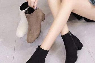 giày da cổ cao, Mix Match trang phục cùng giày da cổ cao cho nàng thêm CÁ TÍNH