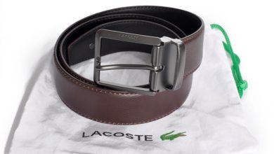 thắt lưng lacoste, Thắt lưng Lacoste có những đặc điểm gì – Cách phân biệt thật giả