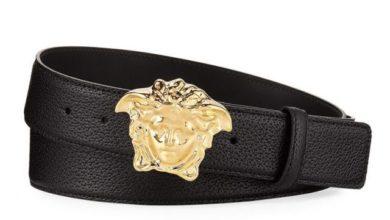 thắt lưng versace chính hãng, Thắt lưng Versace chính hãng có đặc điểm gì – Cách nhận biết hàng thật