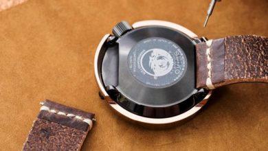 thay dây da đồng hồ, Thay dây da đồng hồ tại nhà với những hướng dẫn ĐƠN GIẢN DỄ HIỂU