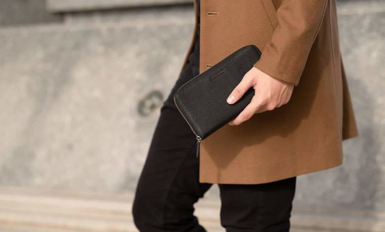 ví da nam cầm tay cao cấp, Mách bạn cách chọn ví da nam cầm tay cao cấp phù hợp phong cách