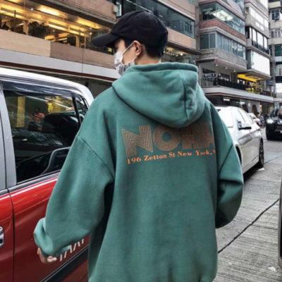 áo hoodie nam