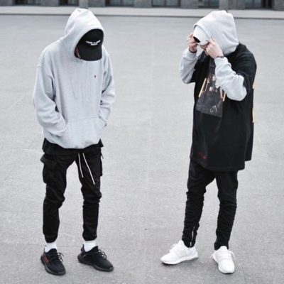 áo hoodie nam, 7 cách phối đồ CỰC COOL với áo hoodie nam vào mua đông