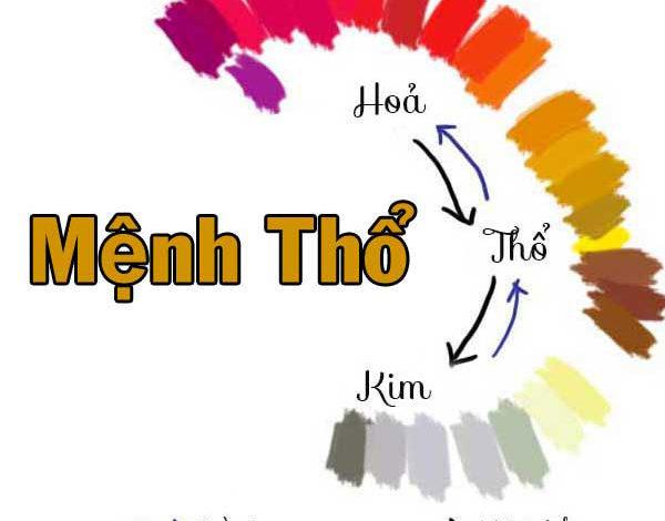 mệnh thổ hợp màu gì, Mệnh thổ hợp màu gì? 20 màu sắc hợp mệnh thổ mang lại vận may cho bạn